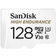 SanDisk 高耐用強效能監控設備專用microSDHC記憶卡 128GB 公司貨