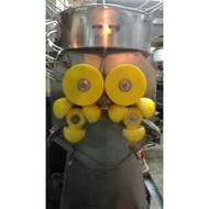 南門餐廚設備出售二手全自動柳丁榨汁機壓汁機檸檬壓汁機