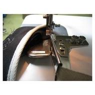 SED鴿子嚴選:兩折包邊效果包邊器~適用於TL-2010Q.Brother PQ-1500S.JUKI等桌上型平車∼