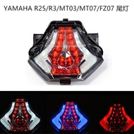 Motorcycle Accessories Yamaha R 25 R 3 Mt 07/03 Modified Led Rear Tail Brake Light