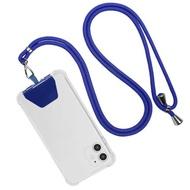 ใหม่ถอดออกได้สายชาร์จมือถือสายคล้องคอสายคล้อง Iphone Tether โทรศัพท์ Xiaomi Samsung สำหรับความปลอดภัย