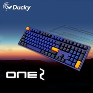【Ducky】One2 Horizon 地平線二色 機械式鍵盤 茶軸 中文 PBT