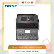 Brother Printer Tube Label Pt-e850tkw