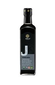 買2送1 喜樂之泉 有機黑豆醬油 500ml/瓶 售完為止 限時特惠