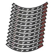 Rim Litepro Bike Wheel Decal Stickers Folding Ring 20 Width 3cm Bonus Stickers