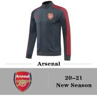 Top Quality 20-21 Arsenal Jacket Arsenal Jerseys Football Jersey Arsenal football training jacket