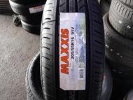 ~~埔心輪胎行~~瑪吉斯MAXXIS~I-ECO~205/55/16~報價含工資.定位~~限時優惠中~