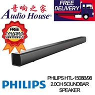 PHILIPS HTL-1508B/98 2.0CH SOUNDBAR SPEAKER