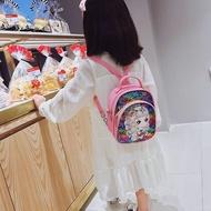 Ins เด็กน่ารักเลื่อมกระเป๋าสะพายเดินทาง 'แฟชั่น Mini กระเป๋าเป้สะพายหลังเจ้าหญิงกระเป๋าแฟชั่น