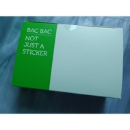 白白日記 Bac Bac Not Just A Sticker 01-06整組販售-現貨
