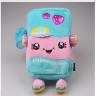 Smiggle Fluffy Scent Keychain