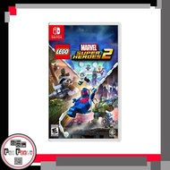 LEGO Marvel Super Heroes 2 : Nintendo Switch (NSW) #แผ่นเกมส์ #แผ่นSwitch #เกมSwitch #Switch game LEGO Marvel Super Heroes2