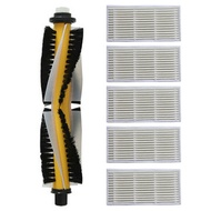 Accessories for Proscenic 780T 790T Sweeping Vacuum Cleaner Roller Brush*1 Filter*5