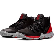 NIKE KYRIE 5 (GS) IRVING 黑紅 高筒 籃球 潑墨 舒適 女鞋 AQ2456-600