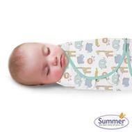 美國Summer Infant 聰明懶人育兒包巾-叢林童話