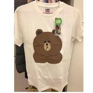 正版 Line 熊大T恤