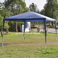 [outdoor tent] Gazebo 10'x10' Canopy Cover Tent / Waterproof Sunshade Awning / Outdoor Garden Patio Party BBQ Beach