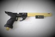 【武雄】LISTONE 蠻牛 VICTOR 金 4.5mm喇叭彈 CO2槍-LISCVICG