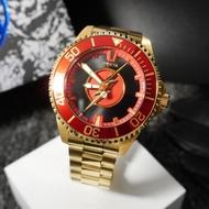 INVICTA 英威塔|DC正義聯盟限定版 (閃電俠)-機械錶