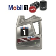 MOBIL 1 5w-30 FULLY SYNTHETIC ENGINE OIL (4L)