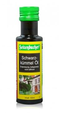 德國冷壓黑種草油 Seitenbacher Cold Pressed Black Cumin Oil