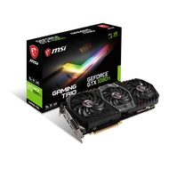 GeForce® GTX 1080 Ti GAMING TRIO