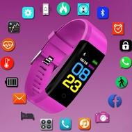 Sport Bracelet Smart Watch Kids Watches Children For Girls Boys Wach Smart Clock