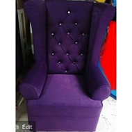 Single Accent Chair / SPA Chair / Salon Chair / Event Chair