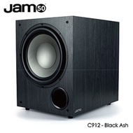 【JAMO】 C912重低音喇叭(黑灰)