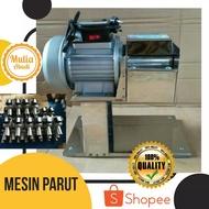 Coconut Grater, Caskong, Ubi, Versatile Electric Temulawak Full Stainless 125 Watt Best Quality