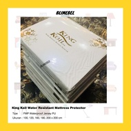 King Koil Mattress Protector Fitted Waterproof / KingKoil Mattress Protector