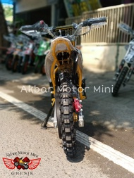 PROMO motor mini trail 50cc, trail mini 50cc, mini cross 50cc.....tipe Ranger mini motor,
