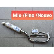 ท่อแต่ง ท่อมีโอ ท่อฟีโน่ ท่อคลิก Mio-Fino / Click-Click 110i