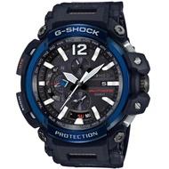 G-SHOCK強悍進化藍牙GPS接收電波飛行概念錶GPW-2000-1A2藍框57.2mm