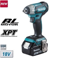 "DTW180RFE บล็อกไฟฟ้าไร้สาย BL DTW180 18V LXT Brushless Cordless 3/8"" (9.5 mm) Impact Wrench"
