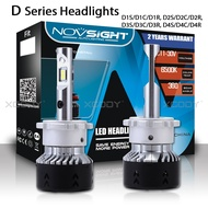 D1 D1S D1R D2 NOVSIGHT N7系列 超高亮 LED車燈 車前燈 汽車大燈 燈泡 轉換套件 70W