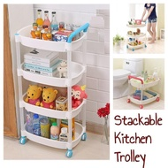 Stackable Kitchen Trolley