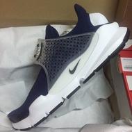 Nike sock dart海軍藍