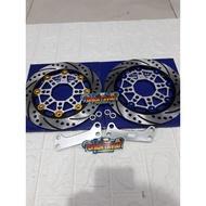 220mm Uk Disc Plate Nsn Plate Plus Mio Smile Mio Soul Mio Sporty Motorcycle Discs