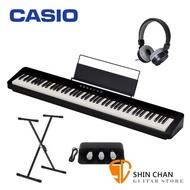 Casio PX-S1000 電鋼琴 88鍵 黑色 卡西歐 PXS1000 贈 台灣製 X琴架 / 三音踏板 / 耳罩式耳機