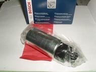 德國 BOSCH 150 L/H 高流量汽油幫浦(Grunder.Galant.Savrin.Space gear.)