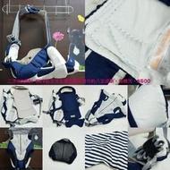 Combi SK4新生兒全護型魔法背巾