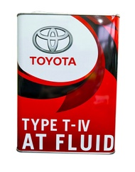 TOYOTA  ATF TYPE-T-IV 變速箱油(限宅配)