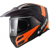 Ls2 Helmet Ff324 Metro Evo Rapid Mattblack Orange Hayu 124; Full Face Helmet Full Face Helmets 124; Ls2