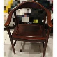 實木總統椅