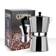 ของแท้ MOKA POT หม้อต้มกาแฟเอสเพรสโซ่ โมก้าพอท หม้อต้มกาแฟสด หม้อต้มกาแฟมอคค่าพอทHagan 24 Shop0137 เครื่องชงกาแฟ เครื่องชงกาแฟสด เครื่องชงชา เครื่องชงชากาแฟ เครื่องทำกาแฟ