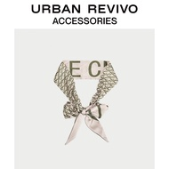 URBAN? REVIVO2020 spring and summer new products ladies accessories temperament