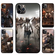 IPhone12 Pro Max 12mini  12 / 12 Pro PUBG Casing Soft Case Cover