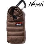 Nanga 迷你睡袋造型手機袋 Mini sleeping bag phone case 30011 BRN棕