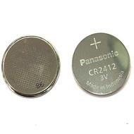 Panasonic CR2412 CR2025 電池 汽車 鑰匙電池CR2450 LEXUS CR2412 紐扣電池 Q